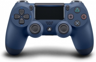 DualShock 4 Wireless Cont. V2 Midnight Blue PS4