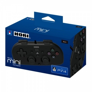 HoriPad Mini Wired Controller - Black PS4
