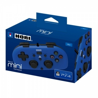 HoriPad Mini Wired Controller - Blue PS4