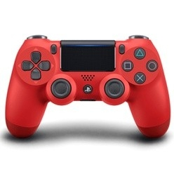 Sony Dualshock 4 Controller V2 Magma Red PS4