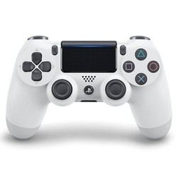 DualShock 4 Wireless Cont. V2 Glacier White PS4