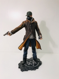 Watch Dogs - Aiden Pearce figurka