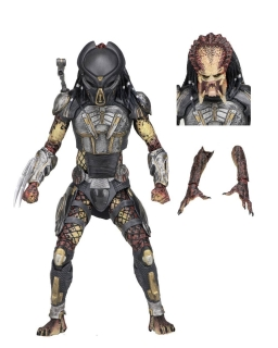 NECA Predator 2018 Ultimate Fugitive Predator Lab Escape 20 cm