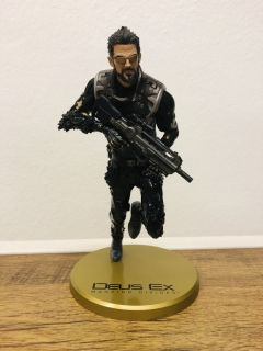 Deus Ex - Mankind Divided Collector's Edition - Adam Jensen figurka