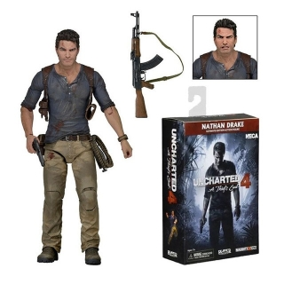 Uncharted 4 Ultimate Nathan Drake