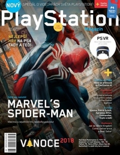 PlayStation magazín 2018