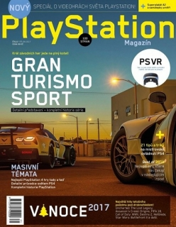 PlayStation magazín 2017