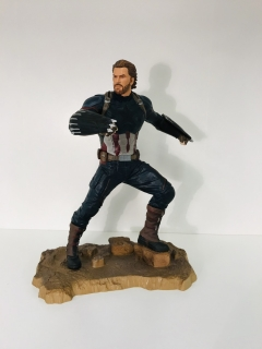 Diamond Select Toys Avengers Infinity War Marvel Gallery Captain America