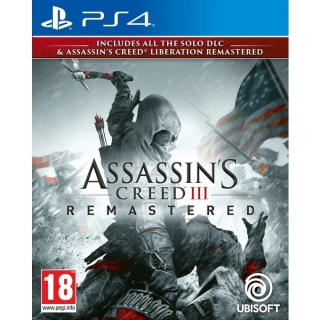 Assassin´s Creed III Remastered PS4