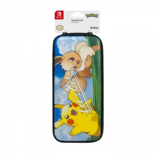 Tough Pouch for Nintendo Switch (Pikachu/Eevee)