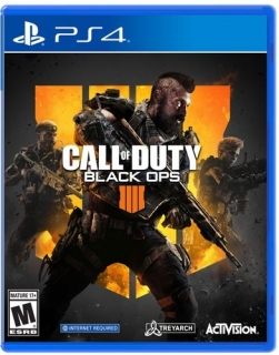 Call of Duty Black Ops IV PS4